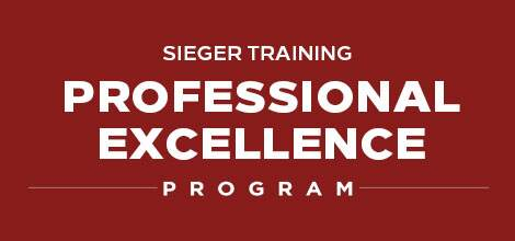 Professional Excellence Course