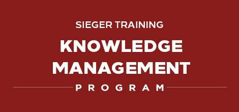 Knowledge Management Training Course