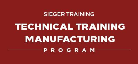 Technical Training for Manufacturing Sectors