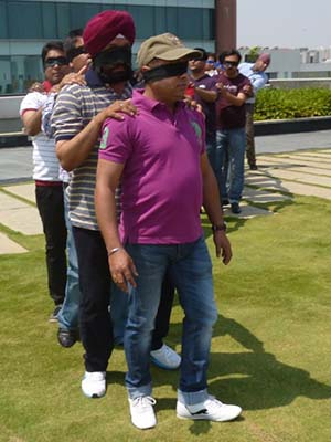 Team Building Activities in Mumbai