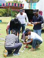 Team Building, Outbound Training, Team Outing Company in Dharamshala