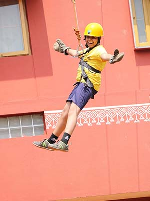 Team Building Activities in Dandeli