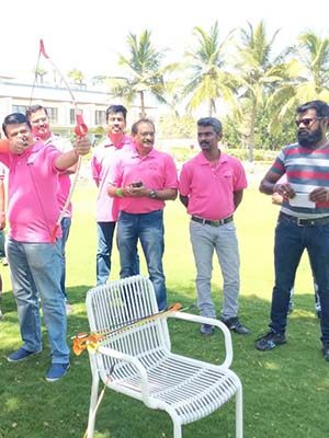 Hyderabad Corporate Team Outing Places | Siegergroups.com