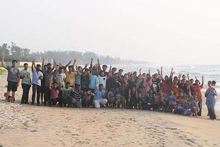 Team Building Activities in Gokarna