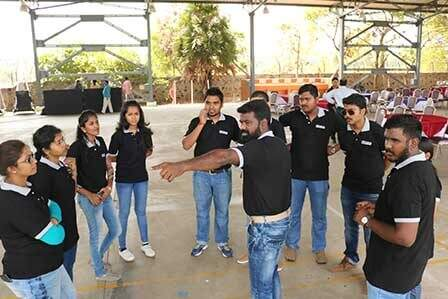 Team Building Activities in Kodaikanal