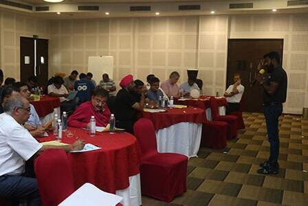 Outbound Training Trainer Certification Program in India