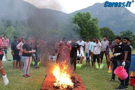 Team Building, Outbound Training, Team Outing Company in Yercaud