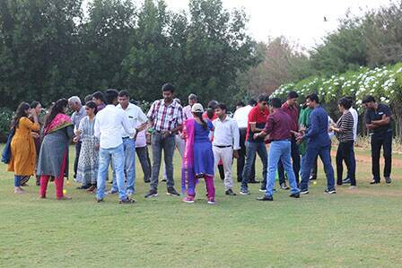 Team Building Activities in Indore