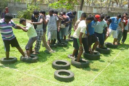 Outdoor Personal Development Training, Behavioural Skills