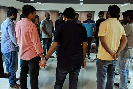 Indoor Team Building Activities