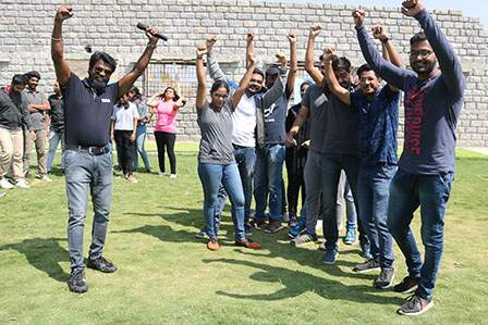 Udaipur Corporate Team Outing Places | Siegergroups.com