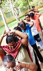 Outbound Training, Team Building, Team Outing Company in Lucknow