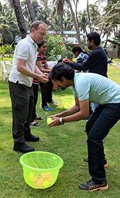 Agra Corporate Team Outing Places