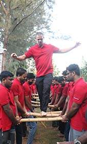 Outbound Training, Team Building, Team Outing Company in Delhi NCR